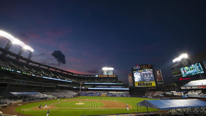 The New York Yankees and Mets were set to play three games at Citi Field this weekend. Those games have postponed after the Mets had two positive coronavirus cases.