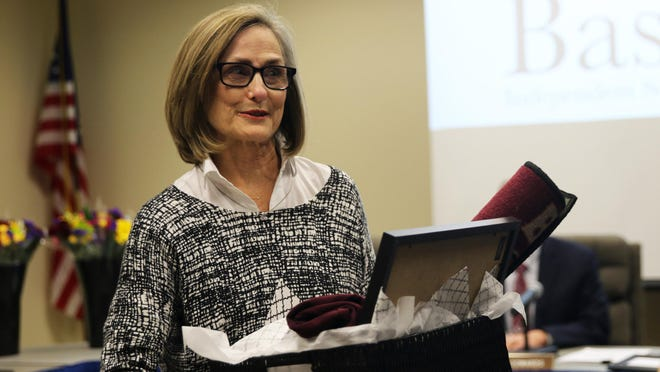 Bastrop school board incumbent Molly McClure won reelection to the Place 4 seat, fending off a challenge by Gwendoly Robinson.