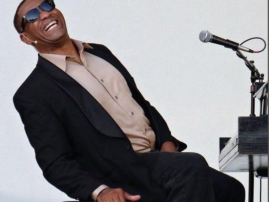 Ray Charles is one of nine musicians that Darryl Van