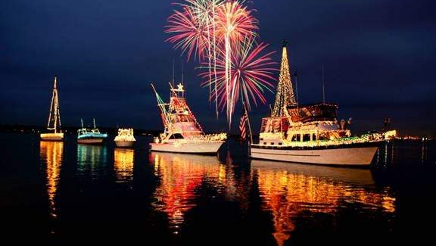 Full Details On Tomorrow S Parade Of Lights