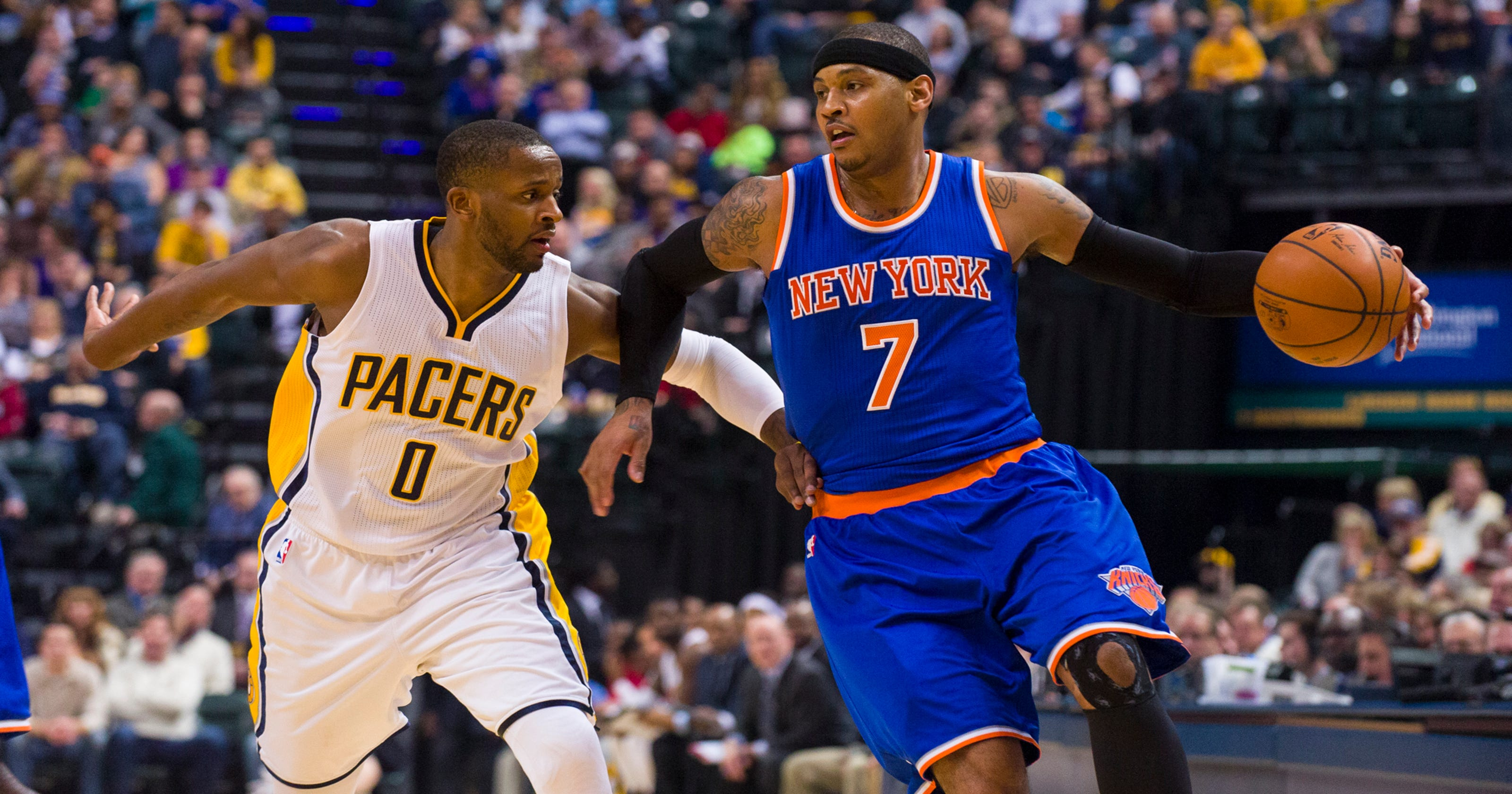 New York Knicks lose to Indiana Pacers 942dbd3dc