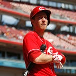 Todd Frazier has recently become thee voice of the Reds.