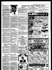 Battle Creek Sports History: Week of Aug. 11, 1976