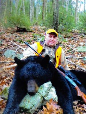 Once again, the 2015 forecast looks promising for bear hunters like Steve Frantz, who took his eighth career PA bruin last season.
