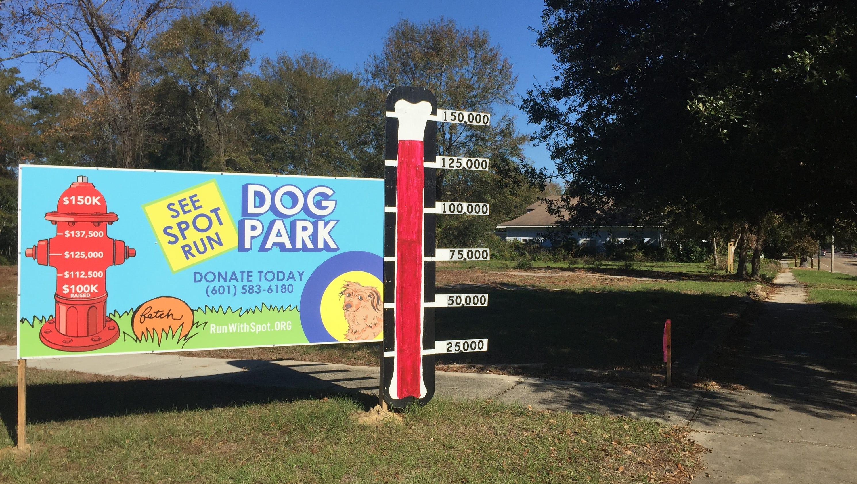 See Spot Run Dog Park