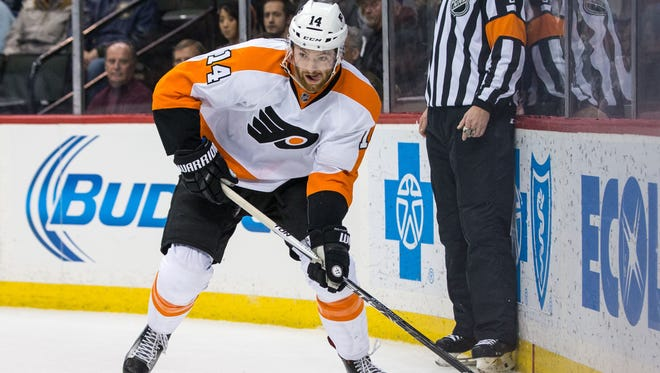Sean Couturier, who has 16 points in his last 16 games, is likely to return to the Flyers' lineup tomorrow.