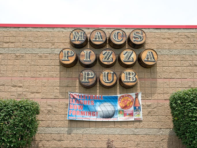 Take a look inside the newest Mac's Pizza Pub location, in the Landen neighborhood of Deerfield Township.