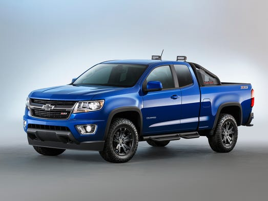 General Motors is introducing two special editions