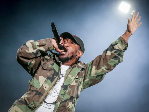 MONTREAL, QC - AUGUST 01:  Kendrick Lamar performs