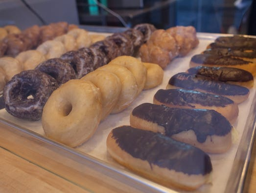 Dilla's Delights doughnut shop, run by the family of