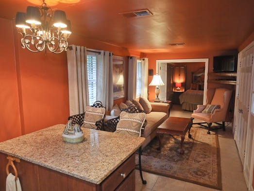 Renovated home a 39 labor of love 39 for couple home of the week for Buy guest house