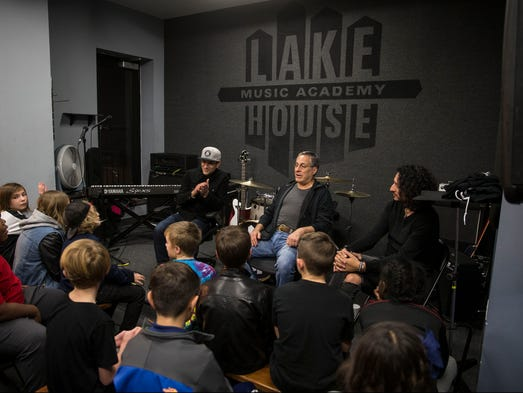 Mighty max weinberg visits the lakehouse in asbury park for Local house music