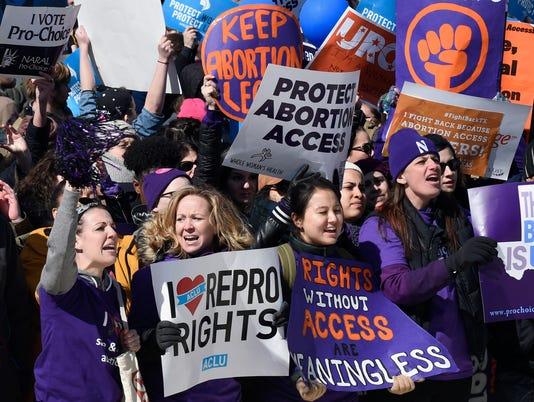 AP SUPREME COURT ABORTION A USA DC