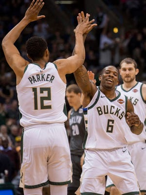 Since the all-star break, Bucks guard Eric Bledsoe has been more consistent on the court.