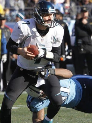 Jacksonville Jaguars quarterback Chad Henne is hoping to find some continuity with the team's offense.
