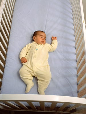 About 104 Iowa babies are diagnosed annually with cytomegalovirus, according to the Iowa Department of Public Health.
