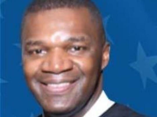 Incumbent Judge Calvin Williams.