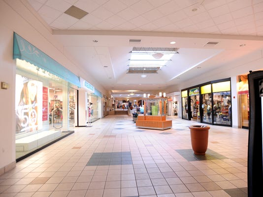 Forest Mall hallway