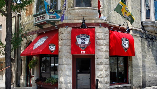 Upper 90, the sports bar that opened in 2011 at 322 W. State St., is under new management, along with several other downtown bars near the BMO Harris Bradley Center.