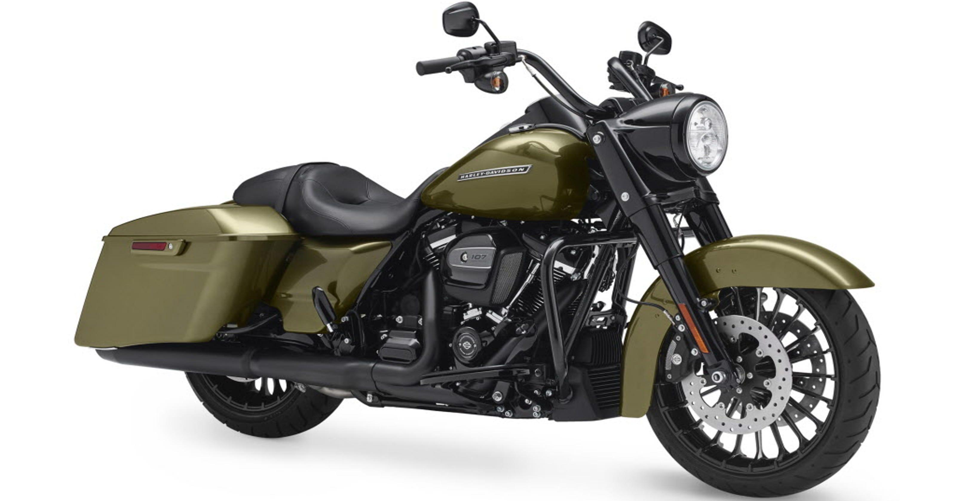 Harley Davidson Recalling 238 380 Bikes For Clutch Problem