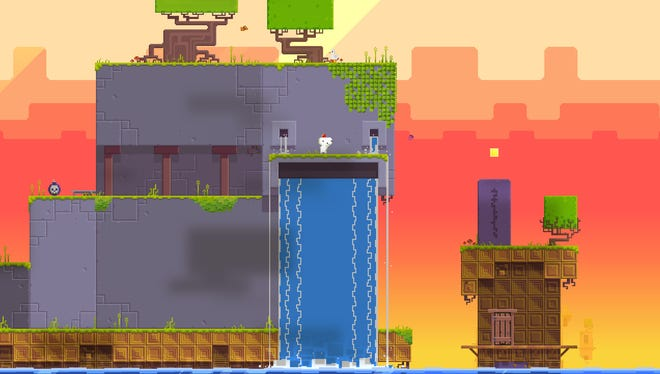 Popular indie title Fez is one of several free games in August for PlayStation Plus members.