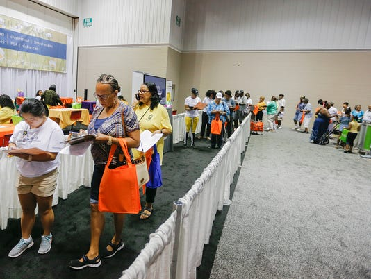 Black Expo Health Fair 2018