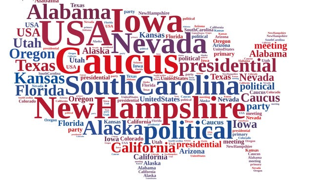 While states like Iowa, New Hampshire, Louisiana and South Carolina have held their primaries, forcing out many candidates, the major West Coast states have yet to have a voice in the primaries.