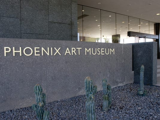 139825 museum1105 Phoenix Art Museum New Entrance