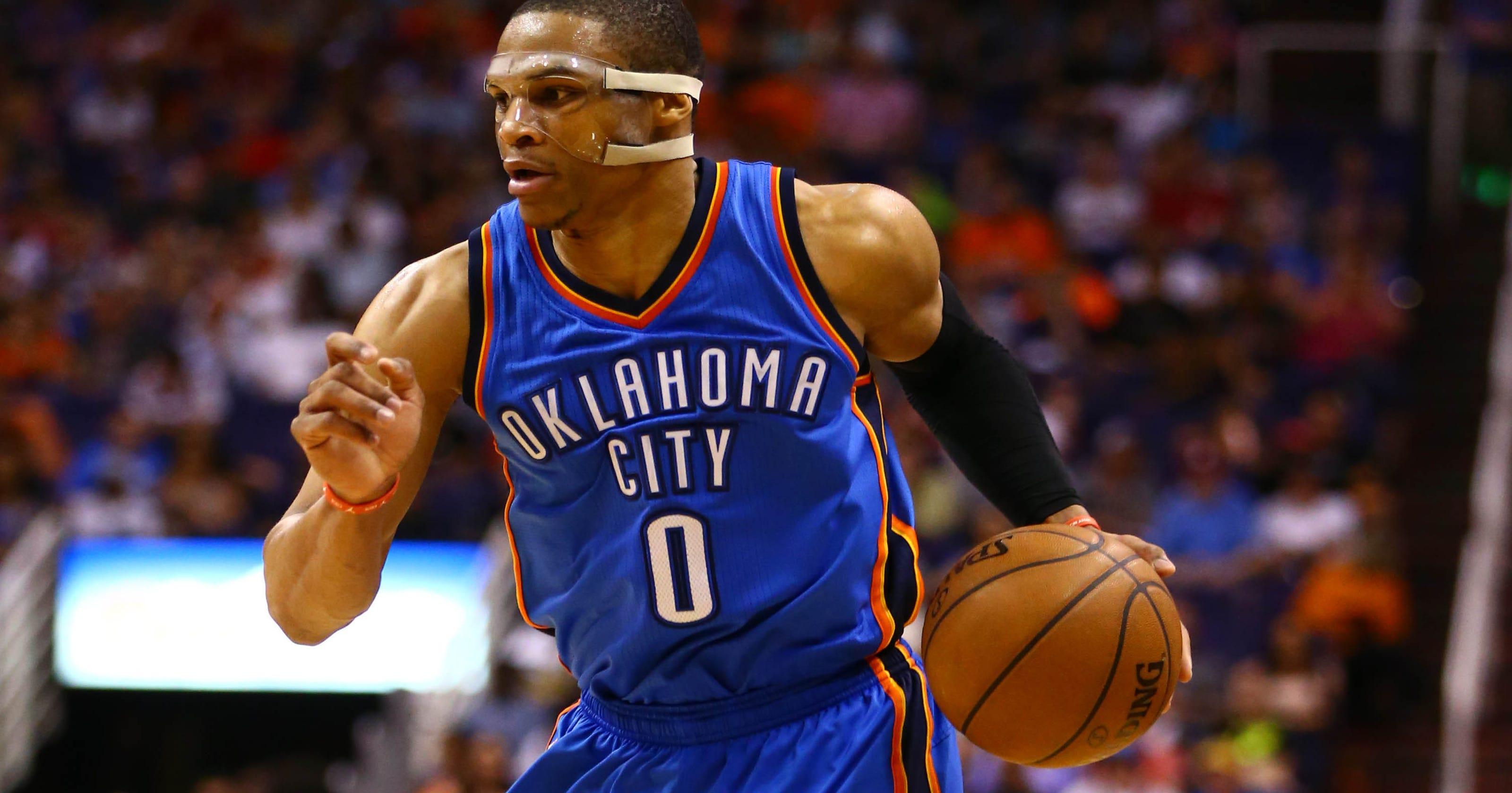 a86e9ac3a Relentless Russell Westbrook shakes up NBA MVP race