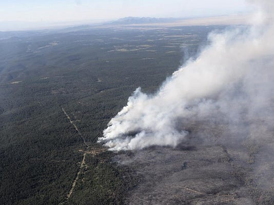 New Mexico Wildfire_Peer