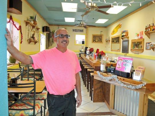 Jay Josephs, owner of Rolli Pork Loin Extraordinaire