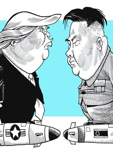 Tensions between the U.S. and North Korea continue