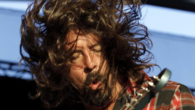 Foo Fighters are one of the headliners set to play the Firefly fest in June.