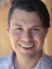 Jordan Deffenbaugh, COO of 4D Design and Consulting