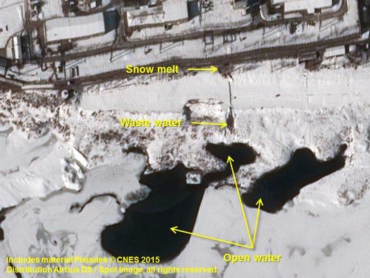 N. Korea nuclear plant