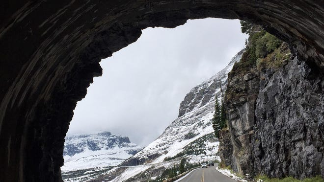 Glacier National Park's Going-to-the-Sun Road is open for the 2018 season.