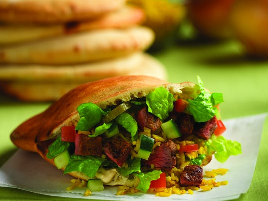 Mediterranean Fast Food Dc
