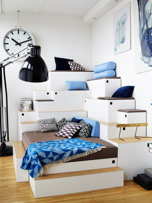 6 style lessons for small spaces