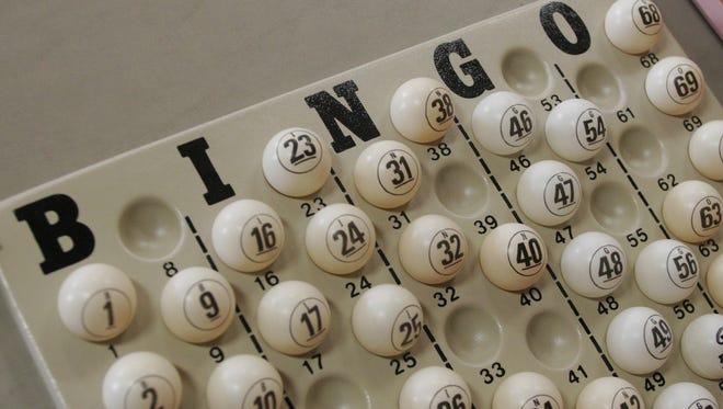 Elks to offer bingo Aug. 21-23