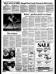 This Week in BC Sports History - Week of July 16, 1975