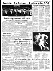 This week in BC Sports History - Sept. 10, 1975