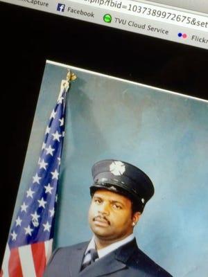 Former Mount Vernon firefighter Henry Thomas