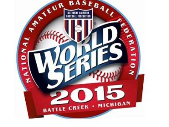 The National Amateur Baseball Federation World Series for its unlimited age division kicks off Wednesday night at C.O. Brown Stadium.