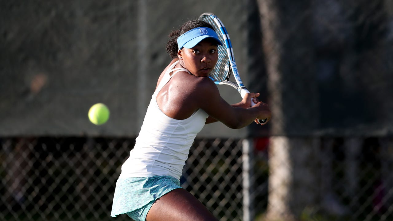 On the USTA Pro Circuit, players chase ranking points and little money as they attempt to rise into tennis' elite.