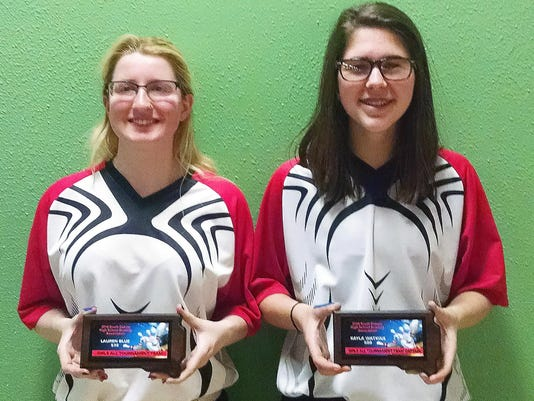 Bowling-all-state bowlers