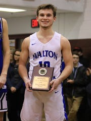 The Eighth Region MVP was Walton-Verona basketball player Brennan Stanley.