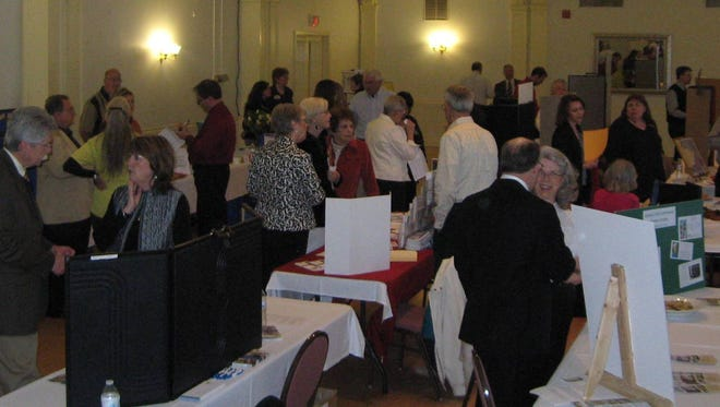 The All Aboard event organized by the Wayne County Foundation aims to provide a job fair-type atmosphere for people interested serving on the board of an area non-profit organization.