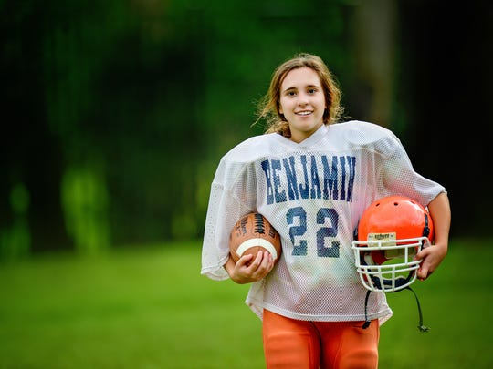 The Benjamin School's Emma Shirzad hasn't missed a field goal this season.