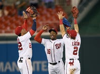 Nationals handle Phillies 7-2, reduce magic number to 3