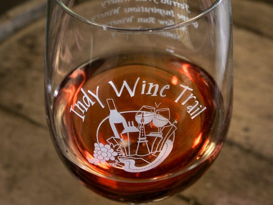 The Indy Wine Trail covers seven award-winning wineries.